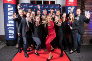 Radio Hannover feiert 5. Geburtstag im XII.Apostels in Hannover  (Niedersachsen) am 09.04.2019 Ulrich Stamm Photography, Hannover Press - Business - Portraits - Events - Fairs- Concerts - Aerial - Family - 360 Panoramic -Virtual Tours  Foto ist honorarpflichtig - Persönlichkeitsrechte bei Veröffentlichung beachten - Nur redaktionelle Verwendung - Belegexemplar erbeten!  Photo is subject to fees- Observe personal rights when publishing - Only editorial use in the context of press and public relations - Copy requested!  NO SHARING OR REPOST IN SOCIAL MEDIA WITHOUT LICENSE AND WRITTEN PERMISSION !  Contact:  info@ulrich-stamm.com